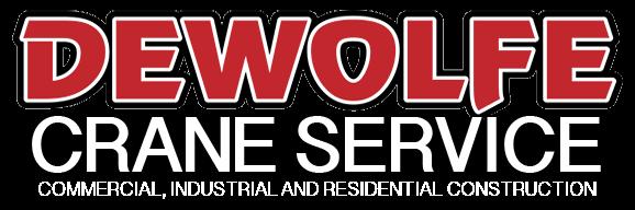 DeWolfe Crane Service